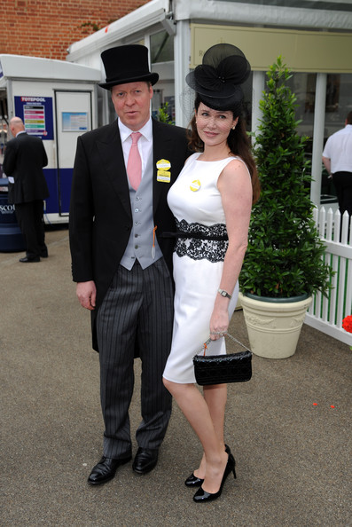 Arrivals At Royal Ascot S Opening Day Part 11