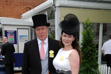 Earl Spencer Arrivals at Royal Ascot's Opening Day — Part 11
