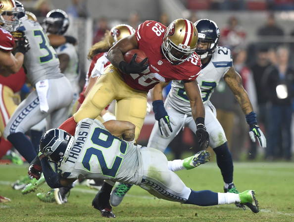 Seattle Seahawks v San Francisco 49ers []