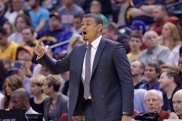 Earl Watson Phoenix Suns v Indiana Pacers