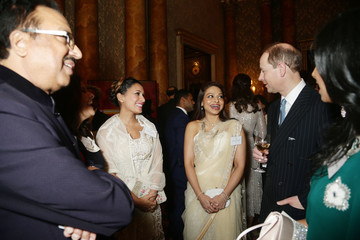 Earl of Wessex The Queen Launches 2017 India Year Of Culture