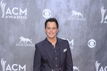 Easton Corbin Arrivals at the Academy of Country Music Awards — Part 2