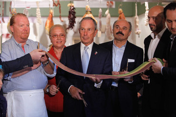 Oscar Farinetti Eataly Ribbon Cutting Ceremony And Grand Opening