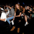Ece Sukan VIP Guests - Day 3 - Mercedes-Benz Fashion Week Istanbul - September 2017