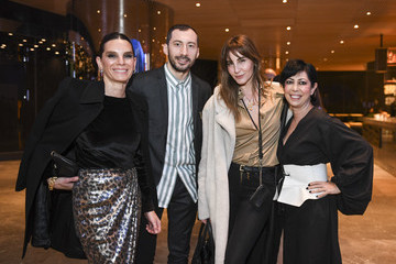 Ece Sukan Celebrity Sightings - Mercedes-Benz Fashion Week Istanbul - March 2018 - Day 2