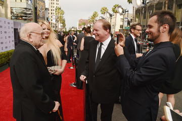 Ed Asner American Film Institute's 44th Life Achievement Award Gala Tribute to John Williams - Red Carpet