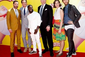 Ed Helms Premiere of 20th Century Fox's 'Captain Underpants: The First Epic Movie' - Arrivals