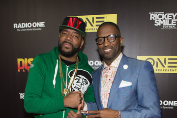 Ed Lover TV One's 'Rickey Smiley for Real' Season 2 Premiere Event