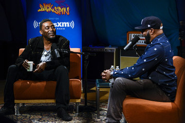 Ed Lover SiriusXM's 'Backstory' with Big Daddy Kane, Hosted by Ed Lover