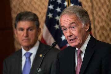 Ed Markey Senate Democrats Address How the GOP Senate Health Care Bill and Its Affect on the National Opioid Crisis