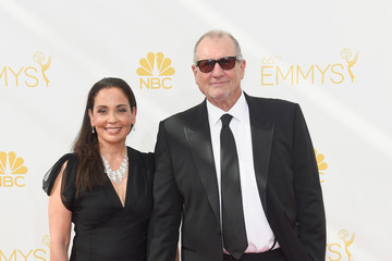 Ed O'Neill Arrivals at the 66th Annual Primetime Emmy Awards — Part 2