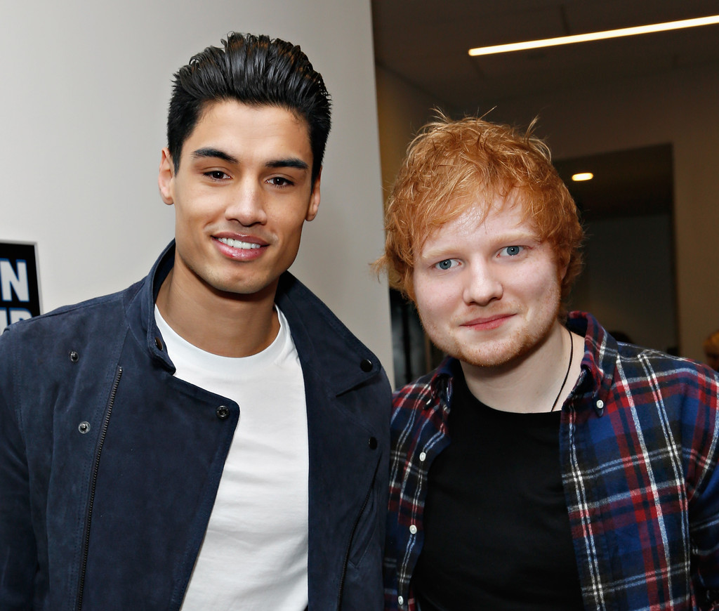 David Kaneswaran Siva Kaneswaran Ed Sheeran and