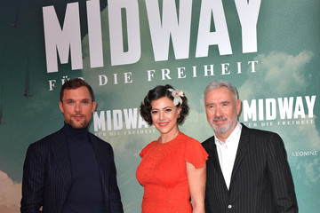"Ed Skrein ""Midway - Fuer die Freiheit"" Photo Call In Munich"