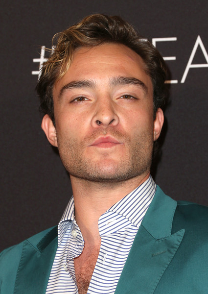 ... in this photo ed westwick actor ed westwick attends the 2015 bafta los Ed Westwick