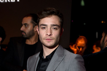 Ed Westwick Victoria's Secret Fashion Show Afterparty