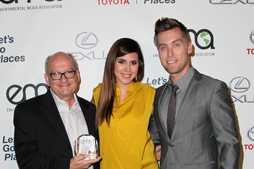 Ed Yeager 23rd Annual Environmental Media Awards Presented By Toyota And Lexus - Roaming Inside And Backstage