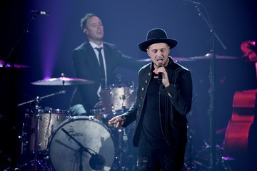 Eddie Fisher 60th Annual GRAMMY Awards - MusiCares Person Of The Year Honoring Fleetwood Mac - Show