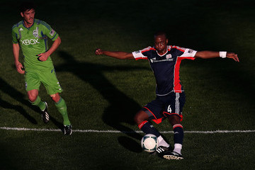 Eddie Johnson Seattle Sounders v New England Revolution - FC Tucson Desert Diamond Cup