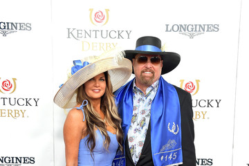 Eddie Montgomery Kentucky Derby 145 - Red Carpet