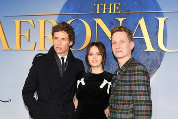 Eddie Redmayne 'The Aeronauts' New York Premiere