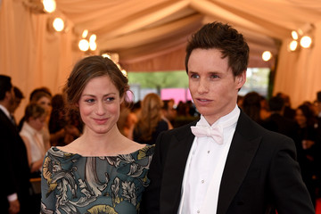 Eddie Redmayne Red Carpet Arrivals at the Met Gala — Part 3