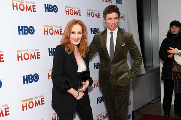 "Eddie Redmayne HBO's ""Finding The Way"" World Premiere"