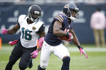 Eddie Royal Jacksonville Jaguars v Chicago Bears