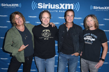 Eddie Trunk SiriusXM's Town Hall with Stone Temple Pilots at The Gibson Showroom in Los Angeles