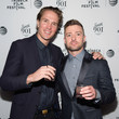 Eddy Buckingham 'The Devil and The Deep Blue Sea' - After Party Hosted By Sauza 901- 2016 Tribeca Film Festival