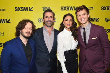 "Edgar Wright Ansel Elgort ""Baby Driver"" Premiere - 2017 SXSW Conference and Festivals"