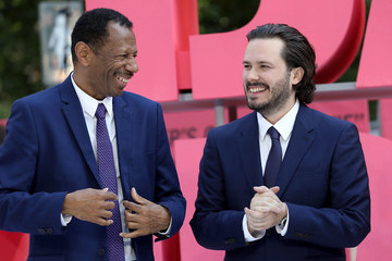 Edgar Wright European Premiere of Sony Pictures 'Baby Driver'