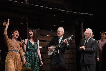 Edie Brickell 'Bright Star' Opening Night on Broadway - Arrivals & Curtain Call