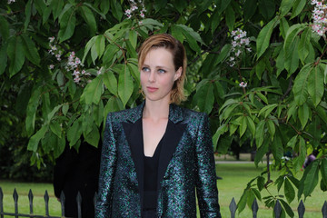 Edie Campbell Arrivals at the Serpentine Gallery Summer Party