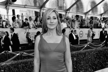 Edie Falco 21st Annual Screen Actors Guild Awards - Red Carpet