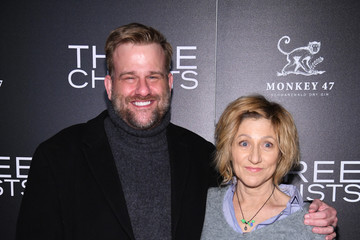 Edie Falco IFC And The Cinema Society Host A Screening Of 'Three Christs'