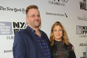 Edie Falco 53rd New York Film Festival - Opening Night Gala Presentation and 'The Walk' World Premiere - Red Carpet