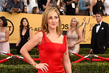 Edie Falco 21st Annual Screen Actors Guild Awards - Arrivals