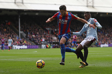 Edimilson Fernandes Crystal Palace v West Ham United - Premier League
