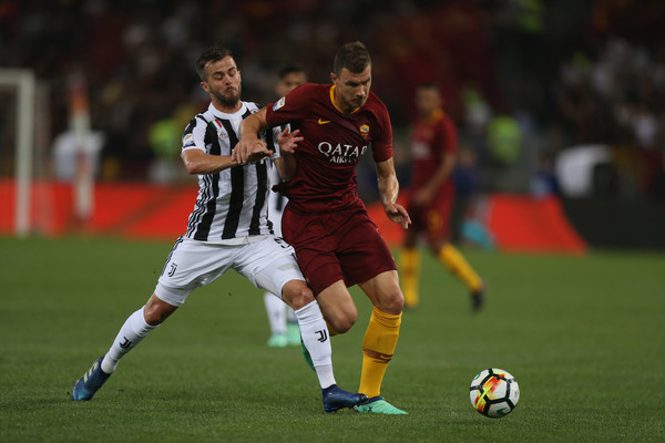 AS Roma vs. Juventus - Serie A