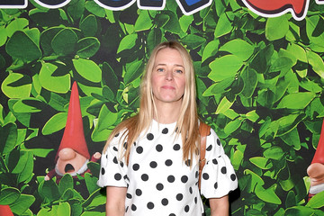 Edith Bowman 'Sherlock Gnomes' London Family Gala Hosted By Sir Elton John And David Furnish