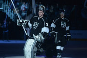 Drew Doughty Martin Jones Photos Photo