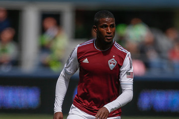 Edson Buddle Colorado Rapids v Seattle Sounders