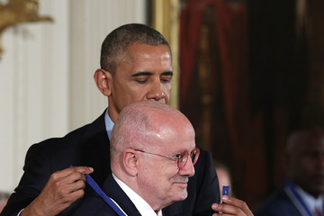 Eduardo Padron Obama Honors 21 Americans With Presidential Medal of Freedom
