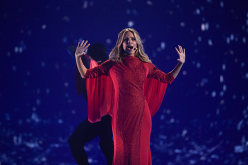 Edurne Eurovision Song Contest 2015 - Rehearsals Final