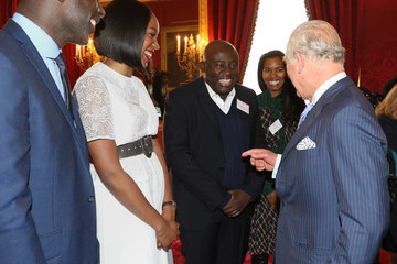 Edward Enninful The Prince Of Wales And The Duchess Of Cornwall Gambia, Ghana And Nigeria Reception