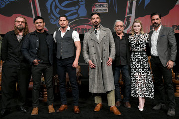 Edward James Olmos Clayton Cardenas FYC Event For FX's 'Mayans'