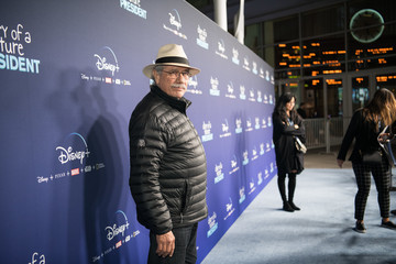 """Edward James Olmos Premiere Of Disney +'s """"Diary Of A Future President"""" - Red Carpet"""