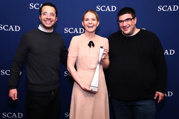 Edward Kitsis SCAD Presents aTVfest 2017 - Spotlight Award Presentation - Jennifer Morrison