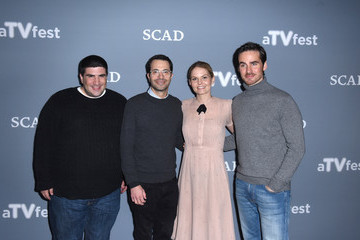 Edward Kitsis Colin O'Donoghue SCAD Presents aTVfest 2017 - 'Once Upon A Time'