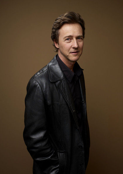 "Edward Norton Actor Edward Norton from ""Stone"" poses for a portrait during the 2010 Toronto International Film Festival in Guess Portrait Studio at Hyatt Regency Hotel on September 10, 2010 in Toronto, Canada."